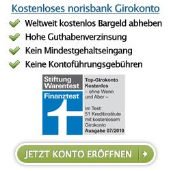 Norisbank Kreditkarte