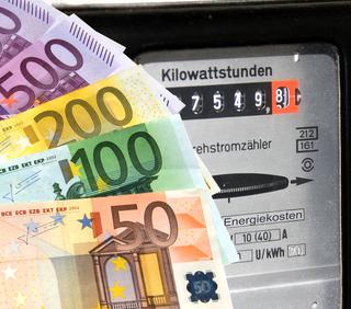 Stromkosten und Girokonten